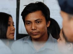 Reuters Journalists In Court 100 Days After Arrest For Rohingya Reportage