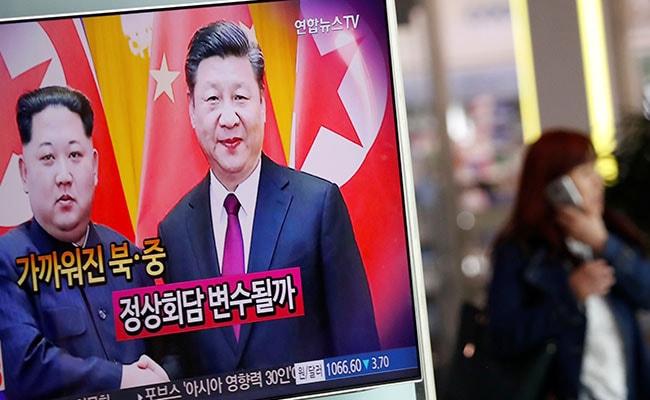 With Secretive China Trip, North Korea's Kim Jong-Un Builds Bargaining Power