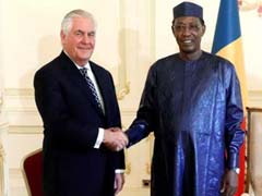 "US May Lift Travel Ban On ""Important Partner"" Chad, Rex Tillerson Says"