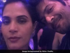 Oscars 2018: Richa Chadha Was Ali Fazal's Plus One At After Party