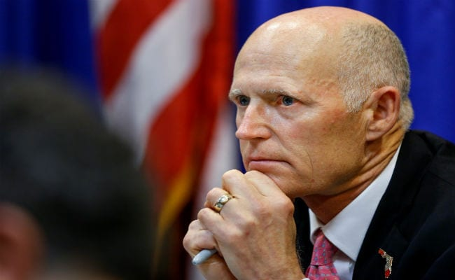 Florida Governor Rick Scott Signs Gun-Safety Bill Into Law After School Shooting