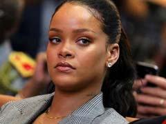 'Shame On You': Rihanna Responds To Ad On Snapchat That Joked About Domestic Violence