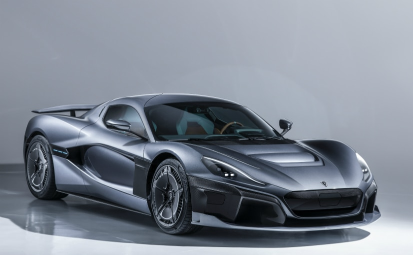 Rimac C_Two Electric Hypercar Unveiled in Geneva
