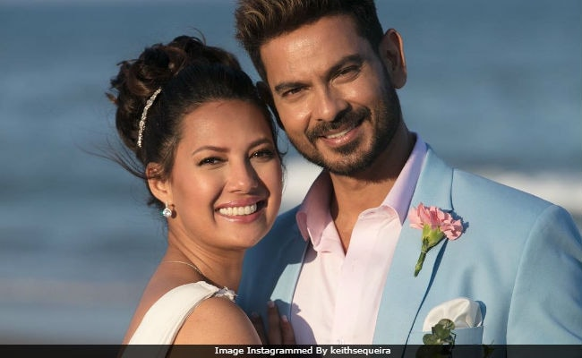 In pics: Rochelle-Keith exchange wedding vows in Tamil Nadu