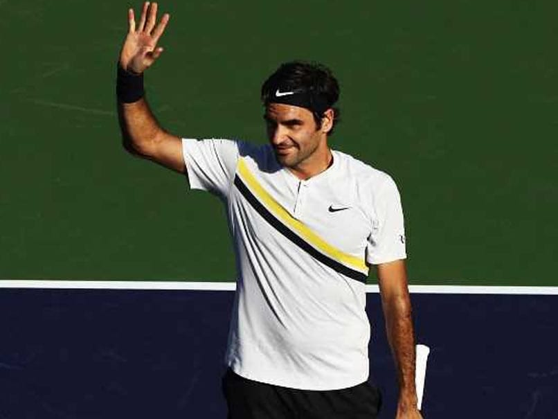 Indian Wells: Roger Federer Takes Care Of Business, Novak Djokovic Crashes Out