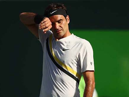 Miami Open: Roger Federer To Lose No.1 Ranking After Shock Loss To Thanasi Kokkinakis
