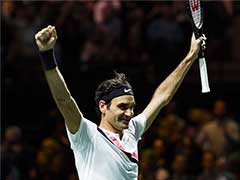 Roger Federer Stays Atop ATP Rankings, Simona Halep Leads Women