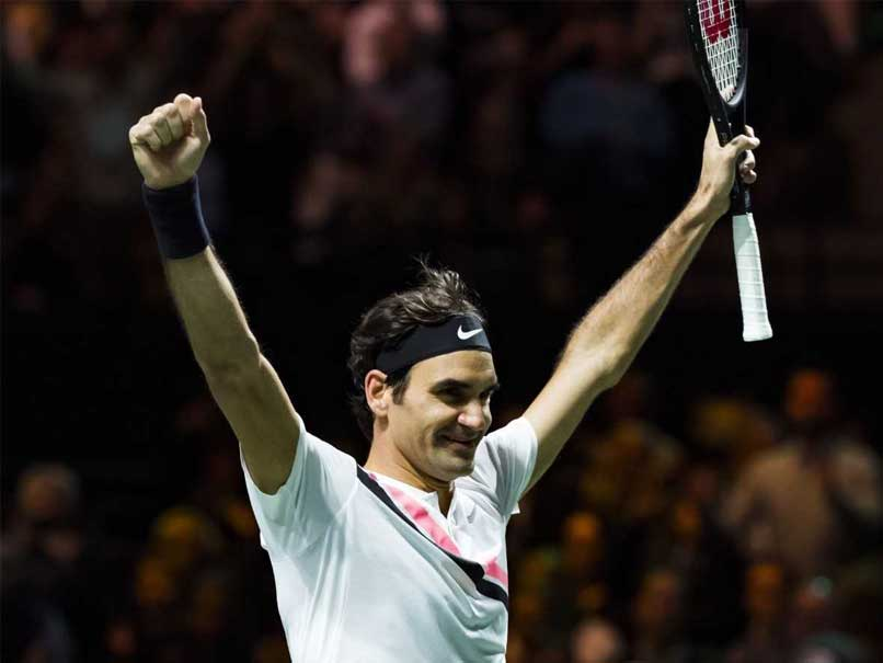 Roger Federer Prepares To Defend Title At Indian Wells