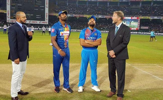 IND VS SL: इन 'तीन वजहों' से रोहित शर्मा ने लिया पहले बॉलिंग का फैसला
