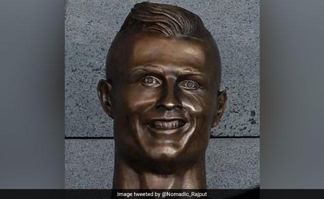 Sculptor Behind Ridiculed Ronaldo Bust Gets Second Chance, Silences Critics