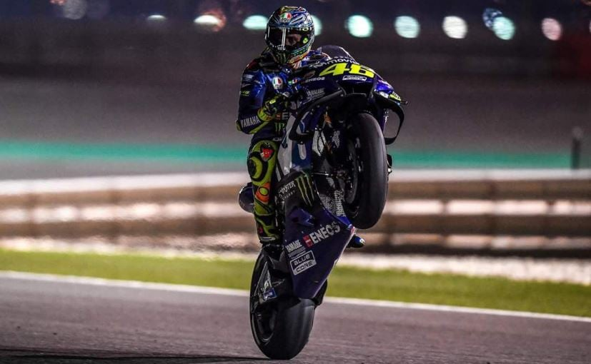 Valentino Rossi Extends Yamaha MotoGP Contract Through 2020