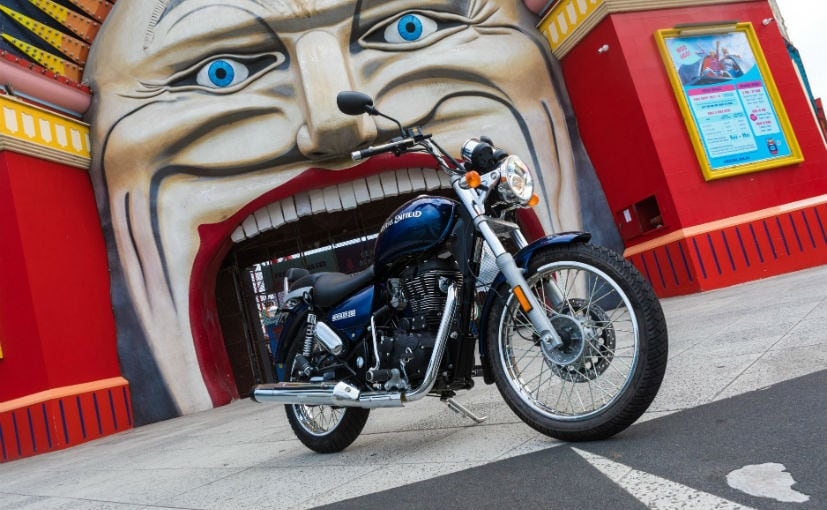 Royal Enfield Thunderbird 350 Launched In Australia As The