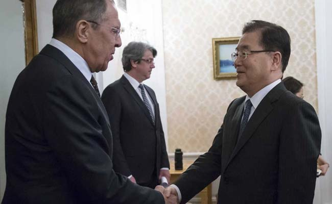 China Russia Welcome Korean Peace Efforts With Diplomacy In Overdrive