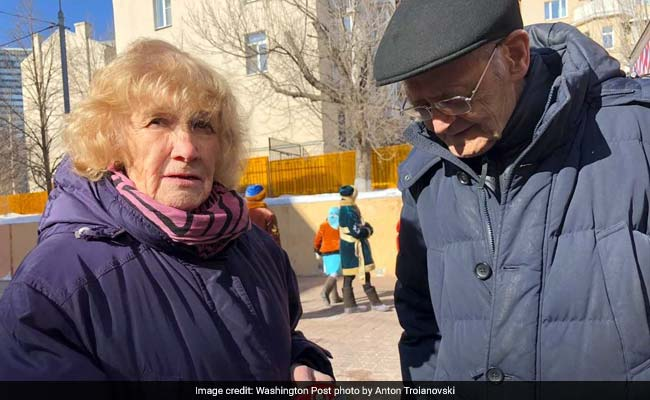 The Awkward Moment A Woman Found Out Her Husband Is A Putin Supporter