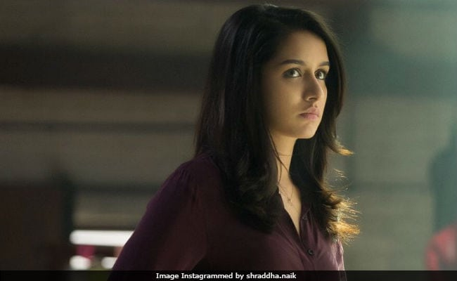 Shraddha Kapoor's First Look From Saaho
