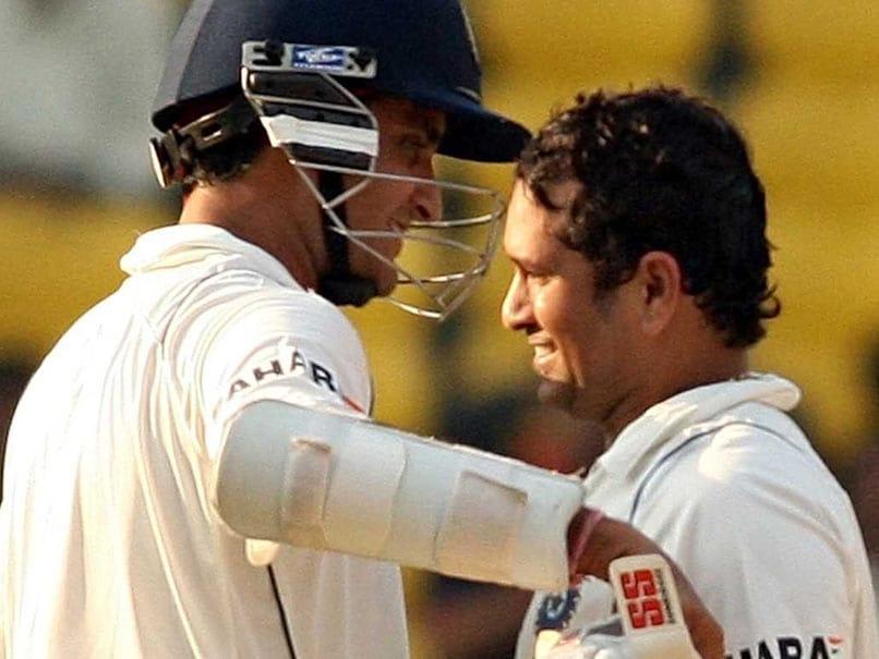 When Sachin Tendulkar Taped Sourav Ganguly