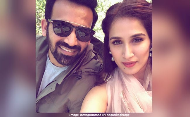 Oh, Nothing. Just Sagarika Ghatge And Zaheer Khan Looking Lovely Together (As Always)