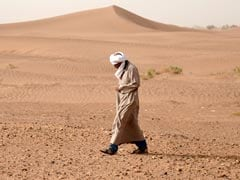 The Sahara Desert Is Growing, Thanks In Part To Climate Change