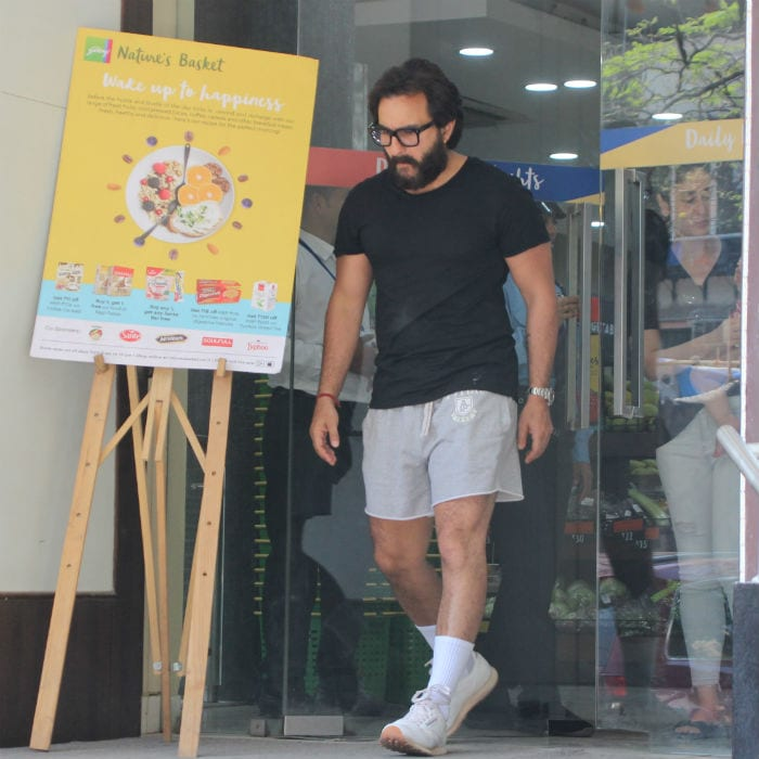 saif was also there