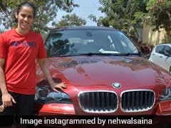 Saina Nehwal Adds A Brand New Car To Her Garage
