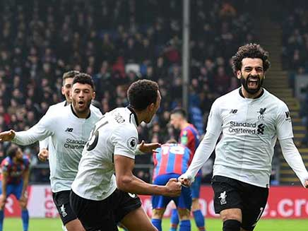Premier League: Mohamed Salah Sinks Crystal Palace, Alexis Sanchez Ends Goal Drought