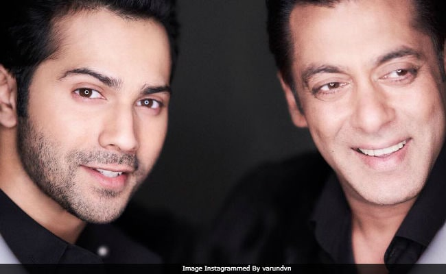 'Salman Khan Is The Best And Most Helpful Human Being,' Says Varun Dhawan