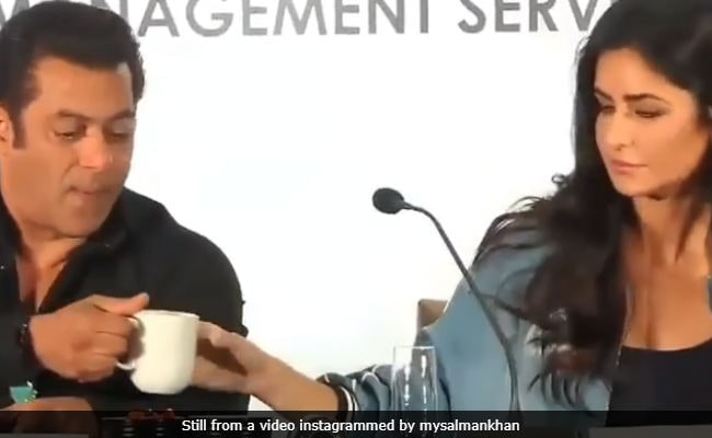 Salman Khan Hearts Katrina Kaif? That's What The Internet Thinks. All Because Of A Mug (Just One) Of Coffee