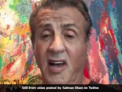 Salman Khan Interrupts <i>Race 3</i> Intros To Bring You This Sylvester Stallone Post