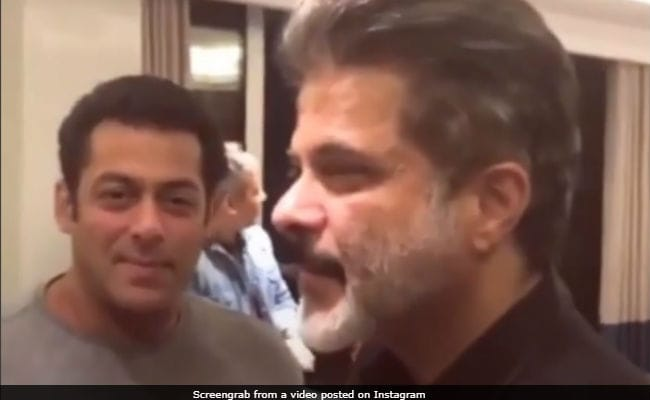 Race 3: Salman Khan's Reaction To Anil Kapoor And Bobby Deol's Bromance Is All Of Us