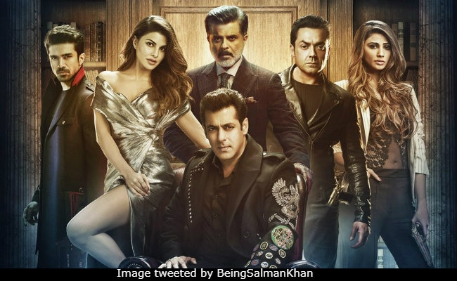 Salman Khan Ropes In Race 3 Stars (Jacqueline Fernandez, Anil Kapoor And Others) For Family Poster