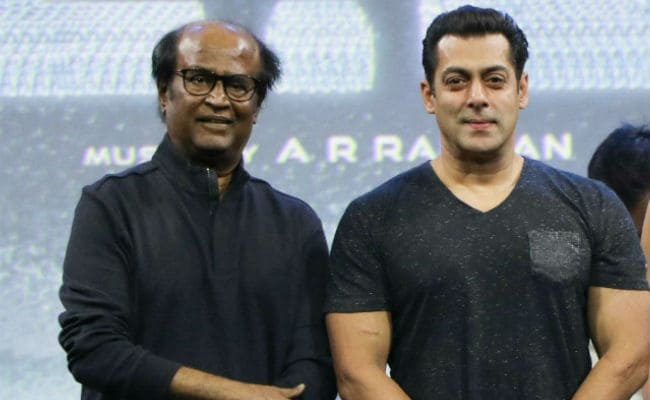 How Salman Khan Is Like Rajinikanth, As Explained By Prabhu Deva