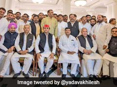 Yadav Family Bonhomie At SP Dinner Raises Mayawati's Rajya Sabha Hopes