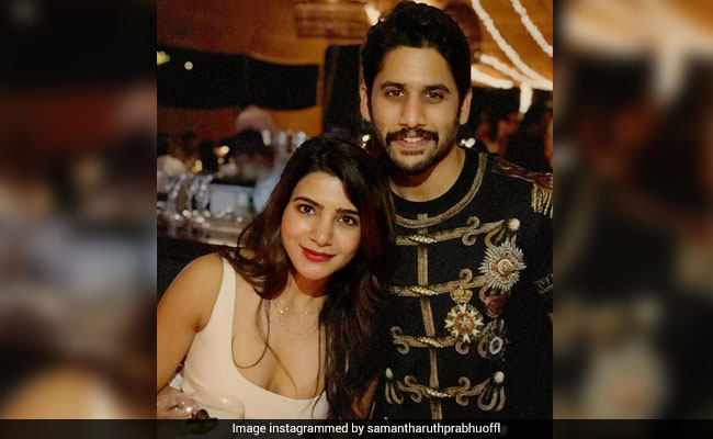 Samantha Ruth Prabhu And Naga Chaitanya To Star In A Film Together. Of Course They Are 'Excited'