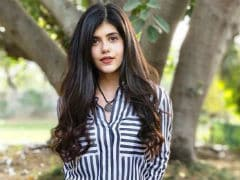 <I>The Fault In Our Stars</i> Ropes In Sanjana Sanghi As Sushant Singh Rajput's Heroine