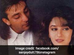 How Sanjay Dutt's Wife Richa Handled Alleged Madhuri Dixit Affair