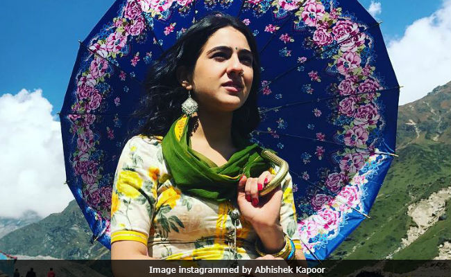 Sara Ali Khan's Kedarnath Director And Producer Have Reportedly Mended Rift