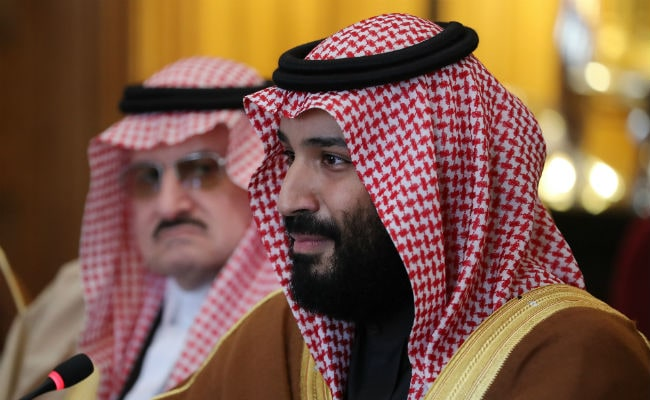 Mohammed bin Salman: women 'absolutely' equal to men