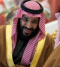 'Women Are Absolutely Equal To Men': Saudi Crown Prince