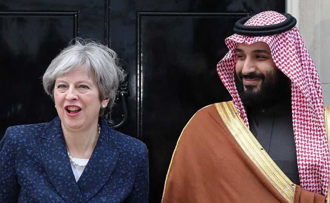 Saudi prince says Riyadh will share anti-terror intelligence with the UK
