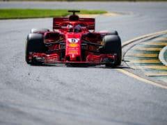 F1 2018: Sebastian Vettel Beats Lewis Hamilton To Win Season Opener Australia GP