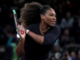 Serena Williams Wins In WTA Tour Return