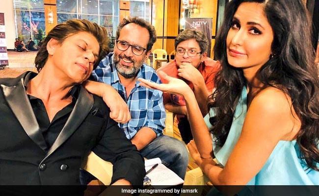 शाहरुख खान की इस फोटो से बेहद परेशान हुईं कैटरीना कैफ, जानें वजह...