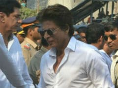 After Sridevi's Funeral, Shah Rukh Khan Tweeted This
