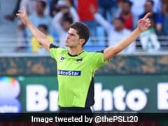 Pakistan Super League: Shaheen Afridi, 17, Blows Away Multan Sultans With Magical Spell