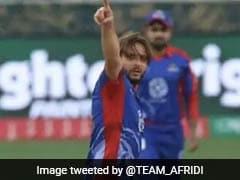 VIDEO: बूम-बूम शाहिद अफरीदी की जादुई गेंद देख घबरा गया बल्लेबाज, कुछ इस तरह छोड़ा विकेट