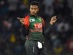Shakib Al Hasan And Nurul Hasan Fined For Breaching ICC Code Of Conduct