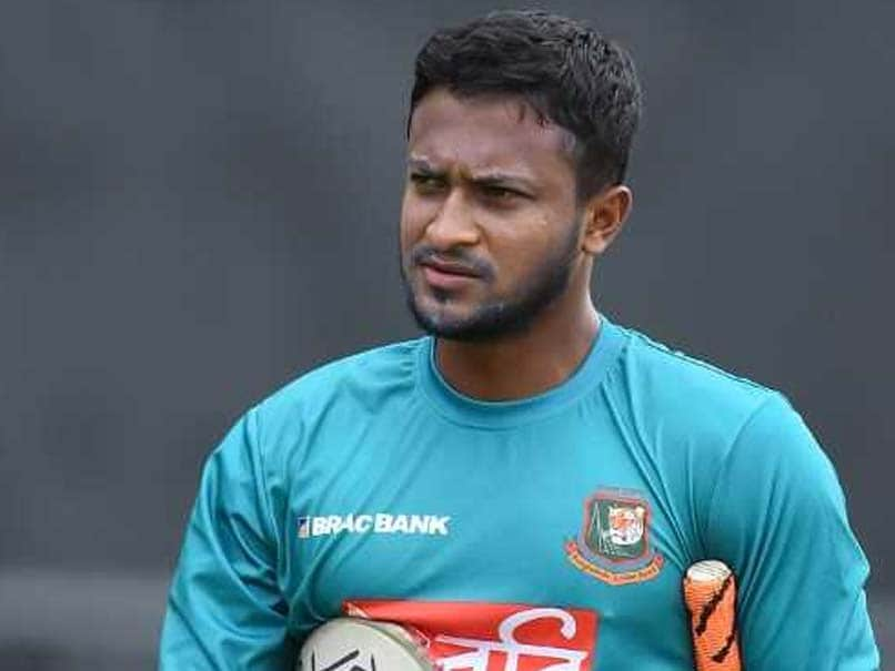 Shakib ruled out of Nidahas Trophy