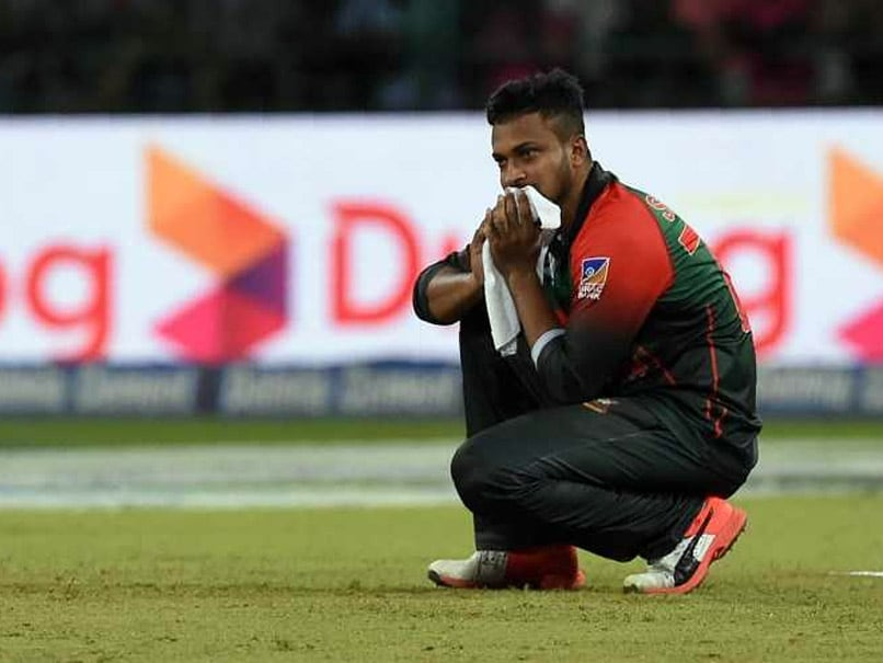 Heartbroken Shakib Al Hasan Wants To Focus On Rectifying Mistakes