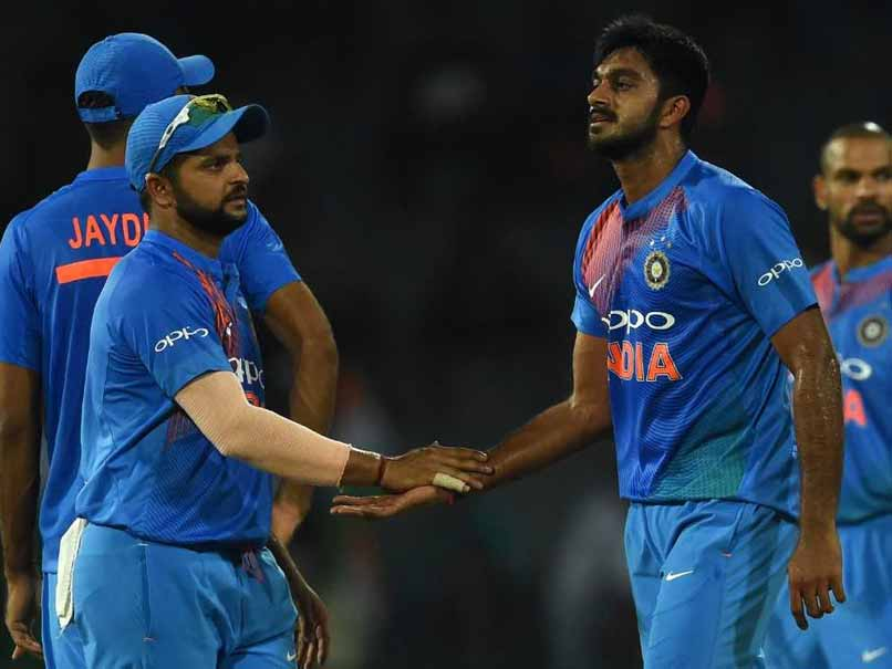 Vijay Shankar Wants To Steer Clear Of Hardik Pandya Comparisons