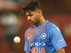 New Zealand vs India 2nd T20I Live Score: Shardul Thakur, Shivam Dube Strikes Keep New Zealand In Check